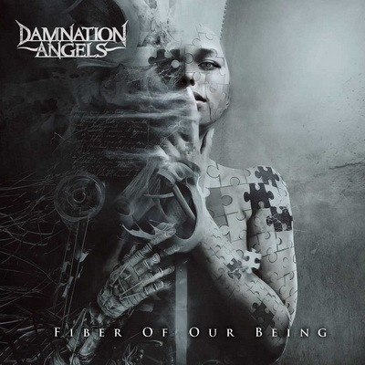 "DAMNATION ANGELS издават албума ""Fiber Of Our Being"" през юли"